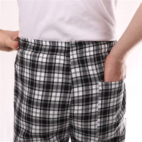 pantalon cuisine pantalon de cuisine gros carreaux