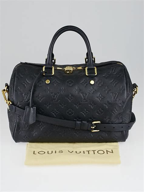 louis vuitton blue infini monogram empreinte leather