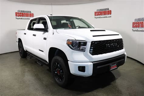 Toyota Tundra Trd Pro 2019 by New 2019 Toyota Tundra Trd Pro 4wd Crewmax In