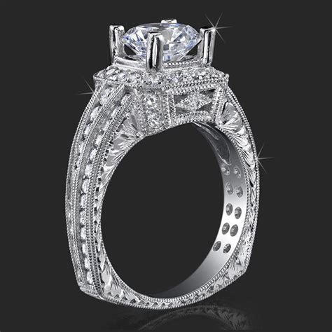 crown flat bottom european style band with 80 high quality diamonds bbr350