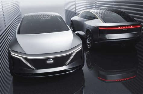 nissan ims concept previews electric elevated sports