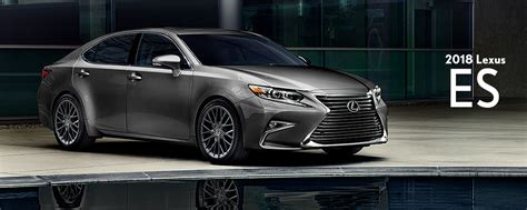 2018 Lexus Es 350 Vs. 2018 Toyota Avalon