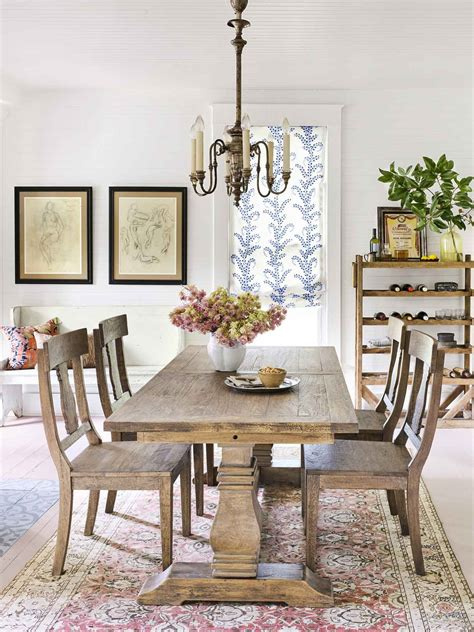 country dining room ideas shabby chic rustic country style dining room featured