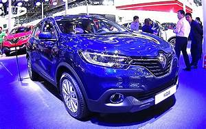Renault Kadjar 2017 : officially new 2016 2017 suvs renault kadjar renault kadjar 2016 2017 model youtube ~ Medecine-chirurgie-esthetiques.com Avis de Voitures