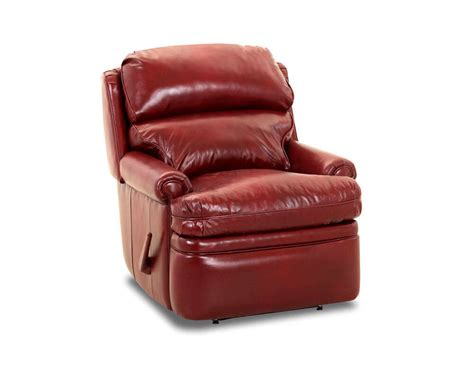 leather recliiner american made classic club recliner