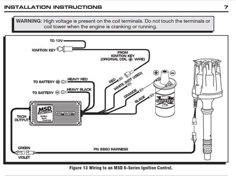 Need Help With Wiring Msd Box Nova Tech