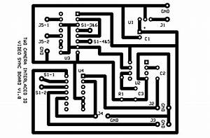 two camera field sequential 3d circuit design With pcb circuit project
