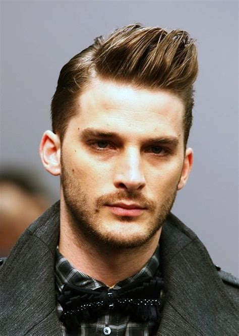 Mens Hairstyles by Popular Retro Hairstyles For Mens Craze