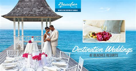 All-inclusive Destination Wedding Group Packages
