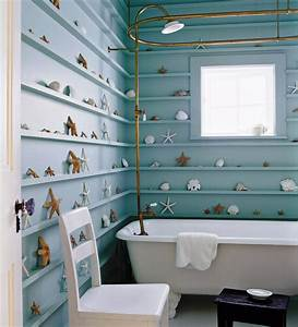18 great bathroom wall decor ideas with pics for Wall plaques for bathroom