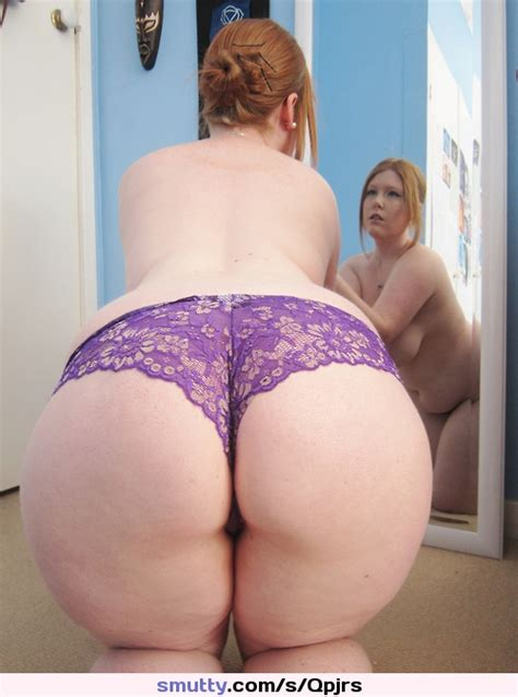 Pawg Amateur Showing Of Her Big Butt Bigbutt Pawg Phatass Bigbooty Panties Whitegirl