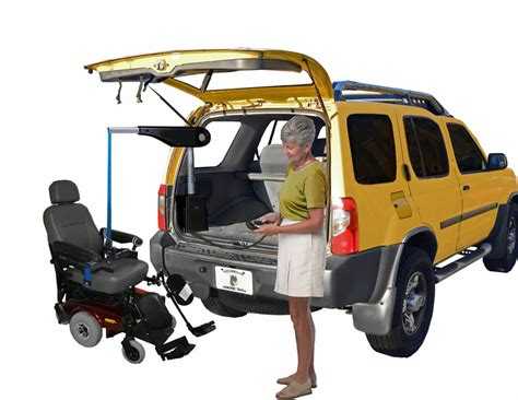 wheelchair assistance used wheelchair lifts for cars