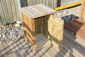 Cache Poubelle Brico Depot : cache poubelle bois voir tous les produits with cache ~ Dailycaller-alerts.com Idées de Décoration