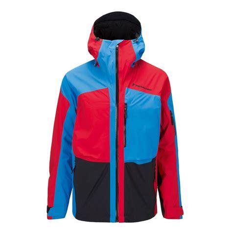 Peak performance ski jacket