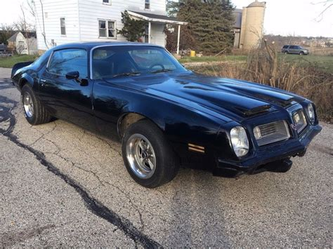 1974 Pontiac Firebird by 1974 Pontiac Firebird