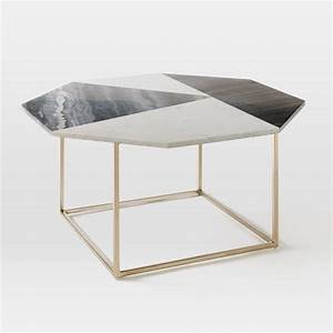 marquetry marble top coffee table With all marble coffee table