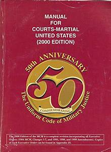 Manual Courts Martial