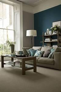 Wohnzimmer Einrichten Farben : nice wandfarben f rs wohnzimmer 100 trendy wohnideen f r ~ Lizthompson.info Haus und Dekorationen