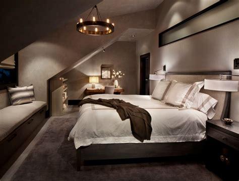 Bett Schön Gestalten by Schlafzimmer Mit Dachschr 228 Ge Gestalten 23 Wohnideen