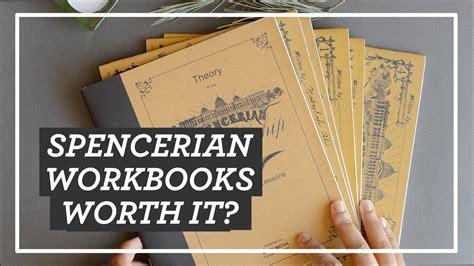 spencerian penmanship workbooks system worth practical