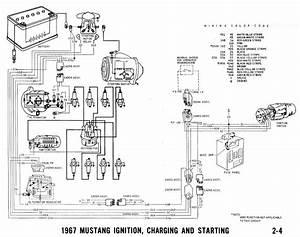 1989 Mustang Alternator Wiring Diagram