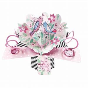 Happy Mother's Day Birds Pop-Up Greeting Card | Cards ...