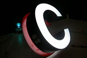 wholesale channel letters led channel letters neon With lighted channel letters