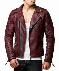 Veste En Cuir Rouge Homme : veste simili cuir homme xs france homme produkt veste imitation cuir avec empiecement matelasse noir ~ Melissatoandfro.com Idées de Décoration