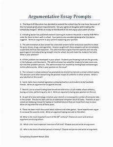 Narrative Essays Examples For High School High School Level Persuasive Essay Topics Creativity Essay Examples Sample Business School Essays also Essay About Healthy Diet School Argumentative Essay Topics Example Essay On California  Essays Examples English