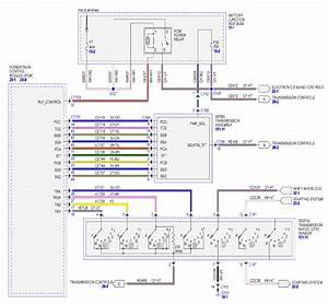 94 Ford F 150 4x4 Wire Schematic