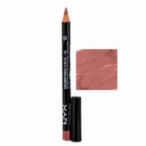 NYX Slim Lip Liner Pencil - Mauve - SLP from Sleekhair.com