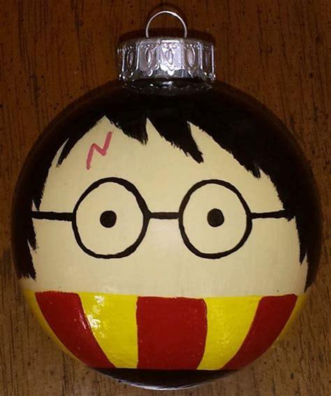 harry potter christmas ornament 10 great ornaments neatorama