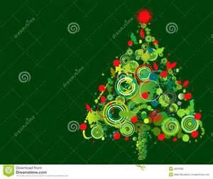 Disegno Variopinto Dell'albero Di Natale Fotografia Stock Immagine: 4979480