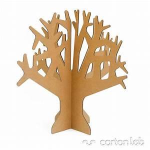 Árbol de cartón
