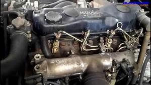 Mitsubishi Fuso 4d34-t6 Euro3 Engine View