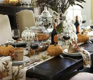 Black Tabletop Christmas Tree by Wr Fall Tablescape Via Pottery Barn On Design Addict Mom