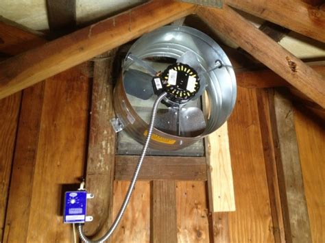 whole house fan vs attic fan attic fan installation temecula handyman blog temecula