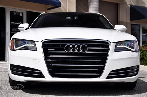 2012 Audi A8l Quattro L Quattro Stock # 5736 For Sale Near
