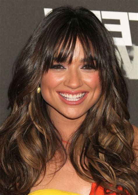 Best Hairstyles by 25 Best Hairstyles With Bangs Feed Inspiration