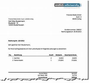 Rechnung Für Dienstleistung : einrichten einer rechnungsvorlage ~ Themetempest.com Abrechnung