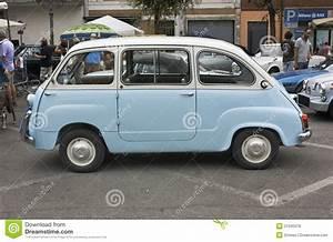Monospace Fiat : vieux monospace italien photo stock ditorial image 21340378 ~ Gottalentnigeria.com Avis de Voitures