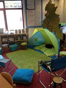 Camping Theme Classroom Ideas