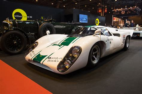 1969 Lola T70 Mk3B Coupe Chevrolet - Images ...