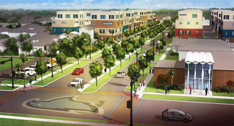 port arthur downtown revitalization plan freese