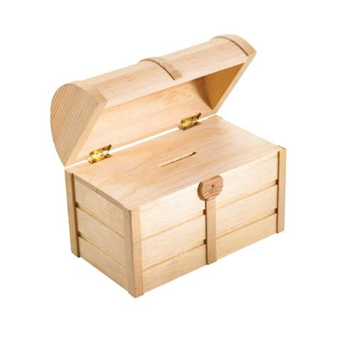 treasure chest project kit woodworking unit beginner