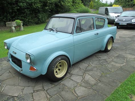 vauxhall ford 1967 ford anglia with a vauxhall red top engineswapdepot com