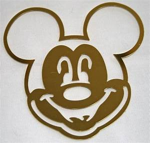 Best photos of mickey mouse face outline mickey mouse for Mickey mouse face template for cake