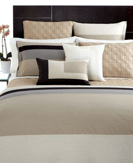 macy s hotel collection bedding home bedroom pinterest