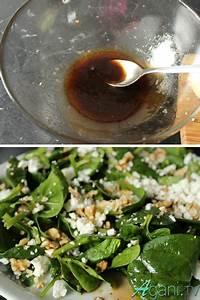 Spinat Als Salat : babyspinat als salat roh und vegetarisch ~ Orissabook.com Haus und Dekorationen