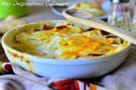 panais cuisine gratin de panais pomme de terre cr 233 meux le cuisine